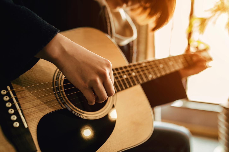 đệm hát guitar
